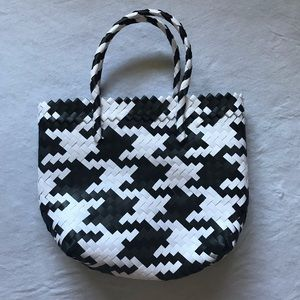 Urban Expressions weaved tote